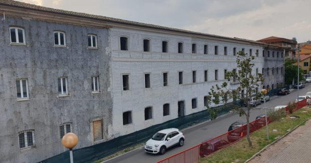 ARPINO – Ex palestra comunale: interrogazione presentata in Regione dal Cons. Loreto Marcelli