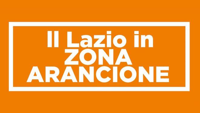 Coronavirus: Lazio in Zona Arancione dalla mezzanotte di stasera. L'ordinanza con tutti i divieti