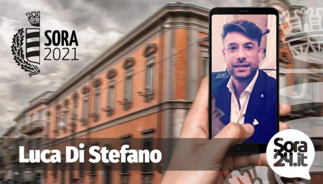 ELEZIONI SORA 2021 – Luca Di Stefano