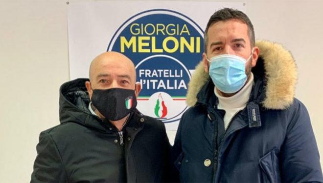 Marco Frascone aderisce a Fratelli d'Italia