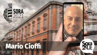 ELEZIONI SORA 2021 – Mario Cioffi