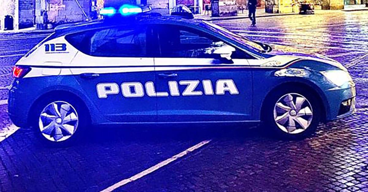 """La Polizia di Sora arresta 30enne per """"resistenza e lesioni a Pubblico Ufficiale"""""""