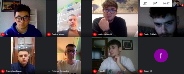 Problematiche rientro in presenza: incontro online tra studenti, Gioventù Nazionale e la Provincia