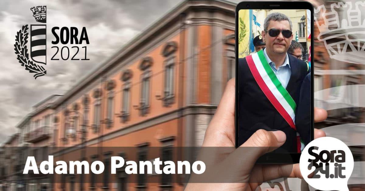 ELEZIONI SORA 2021 – Adamo Pantano