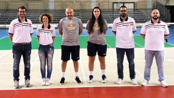 VOLLEY – Finalmente parte il campionato della Globo Bpf Sora