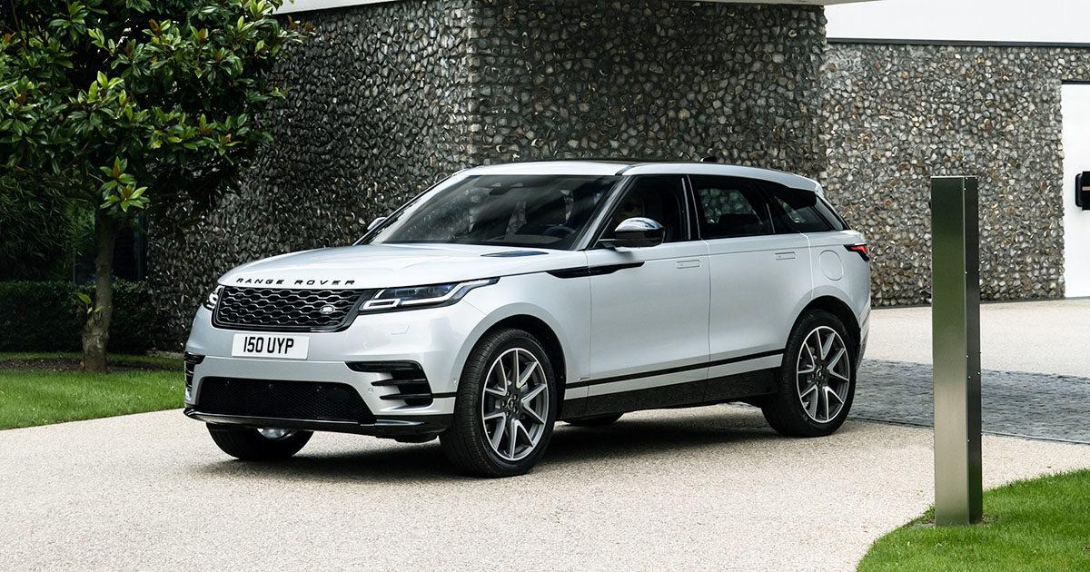 Range Rover Velar MY2021: nuove motorizzazioni ibride