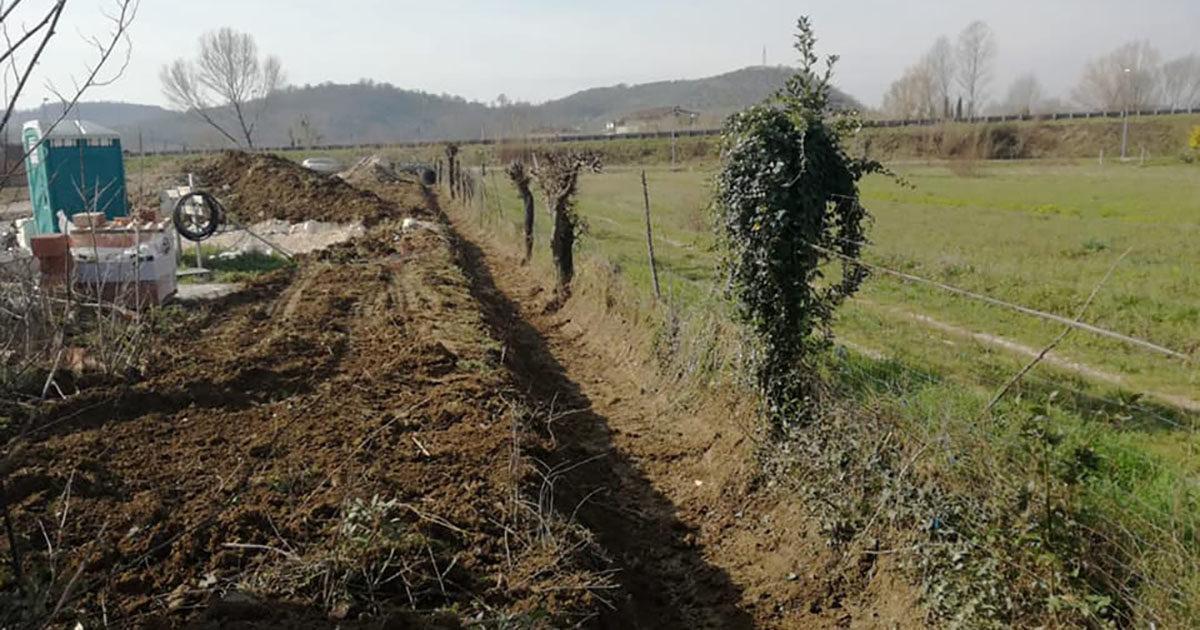 """Interventi in periferia, il Sindaco De Donatis ringrazia il Consorzio di Bonifica """"Conca di Sora"""""""