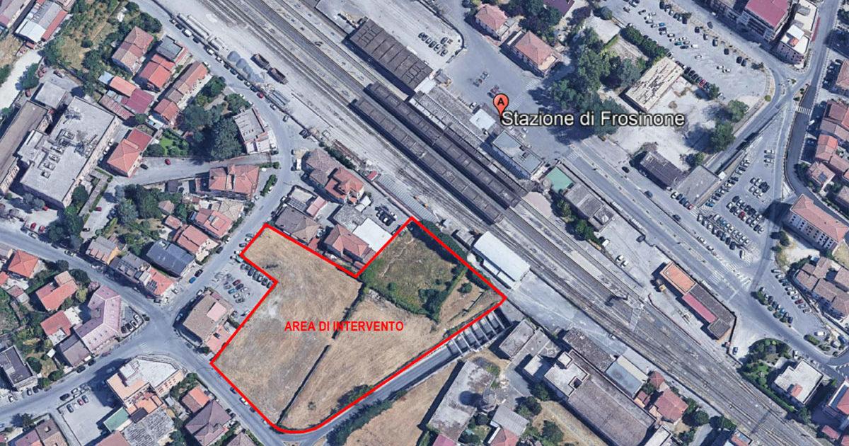 FROSINONE – Ok all'esecutivo per il parcheggio allo Scalo, ecco dove verrà realizzato