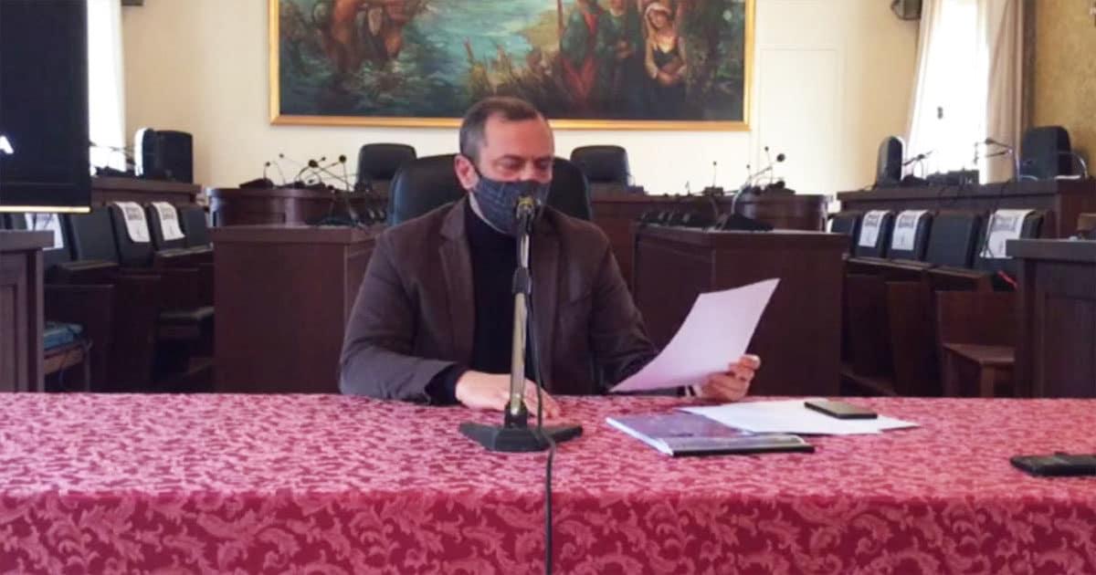 SORA – De Donatis: dimissioni ritirate e due novità per Ex Tomassi e scuola Renzo Piano