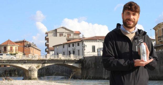 """SORA – Luca Di Stefano presenta in Comune la mozione """"Soraplasticfree"""""""