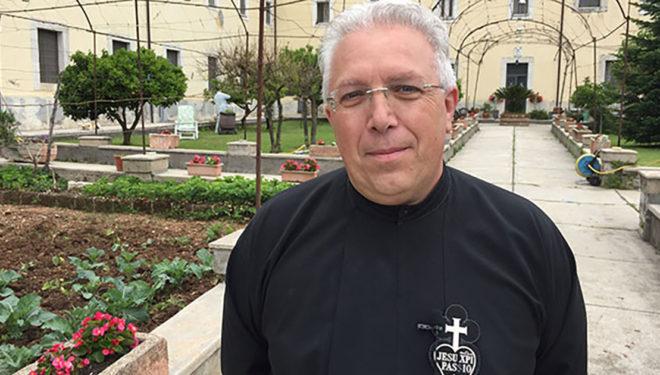 25 anni di sacerdozio: tanti auguri a Padre Salvatore!
