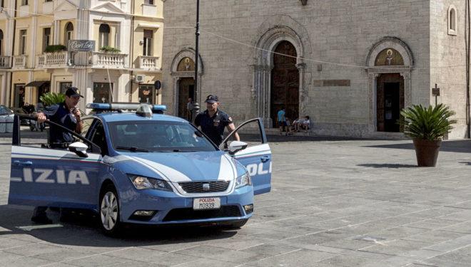 SORA – 32enne in motorino investito: la Polizia rintraccia e denuncia un 43enne