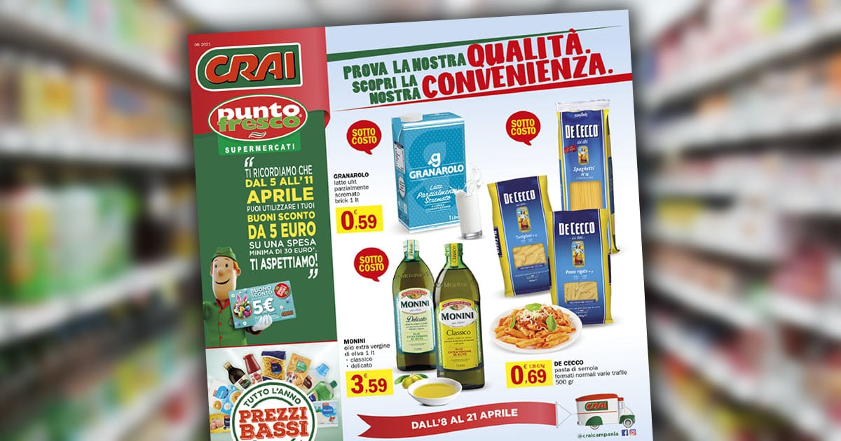 Punto Fresco: qualità, convenienza e