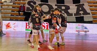 VOLLEY – Globo Bpf Sora batte 3-2 la capolista Intent Zagarolo