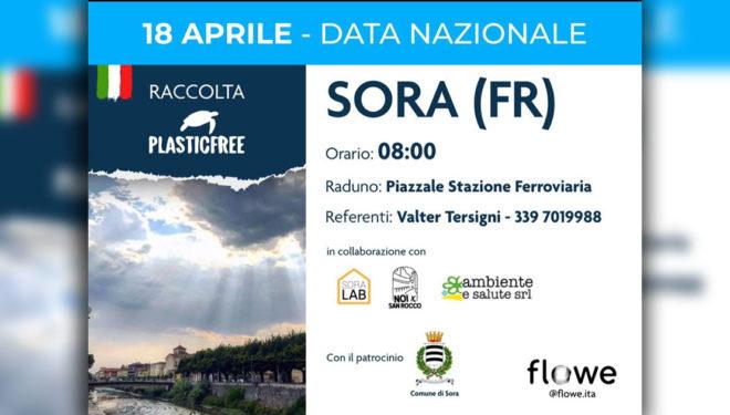 """""""Plasticfree day"""": """"Noi X San Rocco"""" e """"Soralab"""" organizzano l'evento a Sora. I dettagli"""