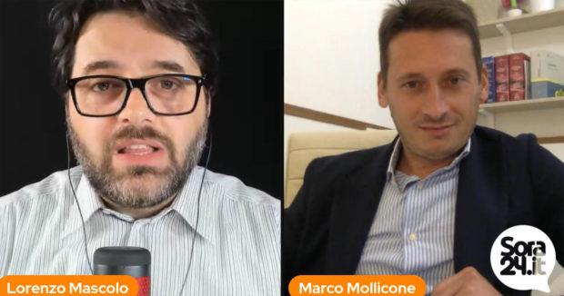 INTERVISTE – Elezioni Sora 2021: Marco Mollicone e Simone Trombetta (Adesso Tocca a Noi)