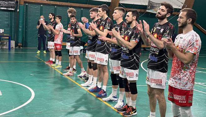 Globo Bpf Spra: sconfitta al tie break contro Serapo Gaeta. Bianconeri secondi in classifica