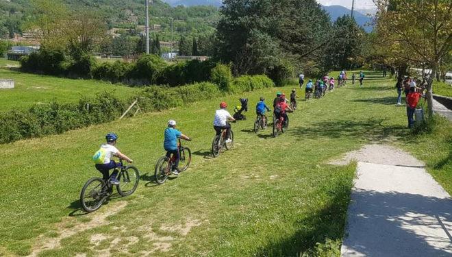 ATINA – Ciclismo giovanile: domenica 16 Maggio i corsi della Bike School Fun Bike