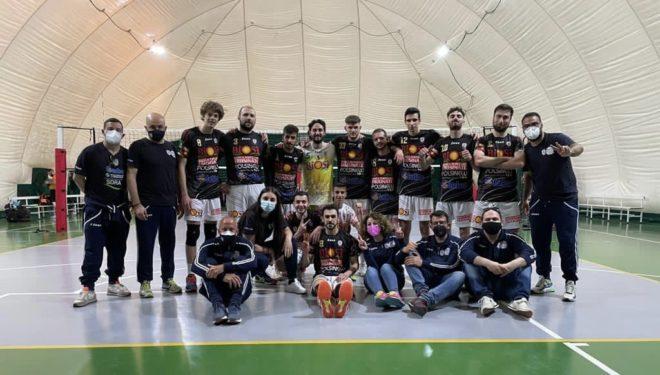 La Globo Bpf Sora apre i Play Off Promozione con una grande vittoria in casa dell'Appio Roma