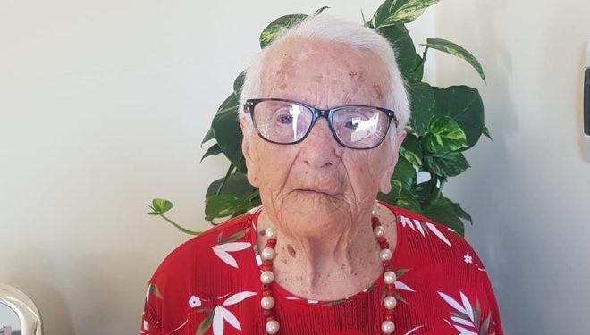 Sora in festa: Agnese Petitta compie cento anni