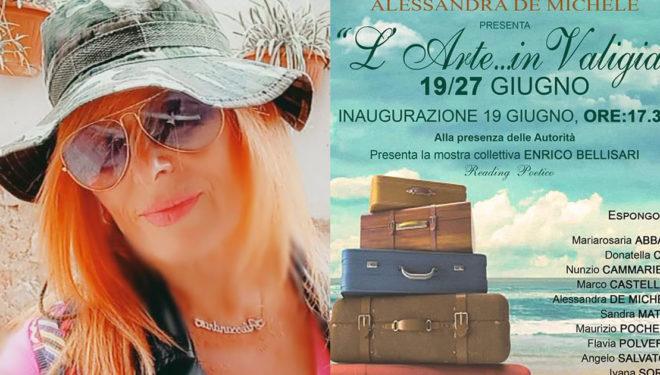 "SORA – Alessandra De Michele presenta: ""L'Arte in Valigia"""