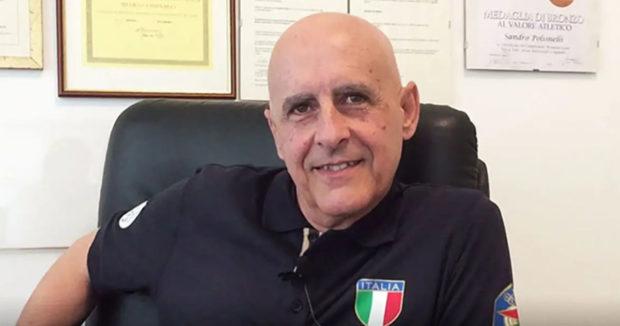 Il CT Polsinelli guida la Nazionale di tiro al piattello, Fossa Universale, al Campionato del Mondo 2021