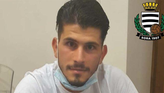 CALCIO – Colpaccio Sora: arriva il bomber Daniel Rossi