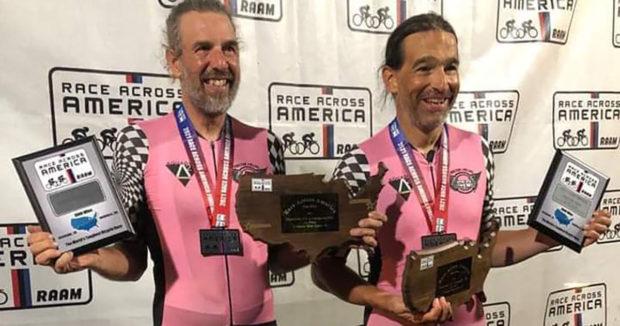 Coast to coast dalla California al Maryland: Il sorano Giovanni Prosperi nell'Olimpo dell'ultraciclismo