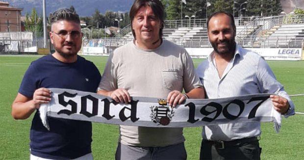 CALCIO – Sora: il nuovo allenatore è Luca Cavallo