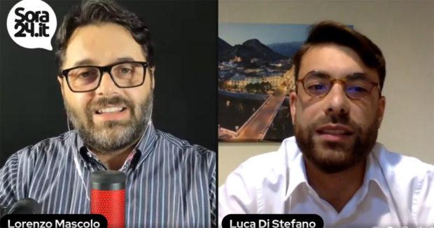 ELEZIONI SORA 2021 – Intervista al candidato a Sindaco Luca Di Stefano: «I miei primi 100 gg di governo»