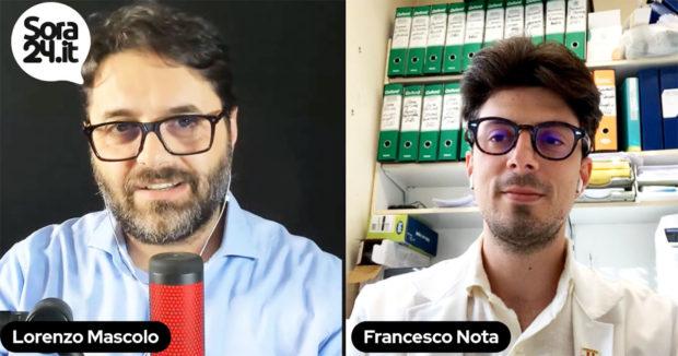INTERVISTE – Dott. Francesco Nota, Direttore Farmacia Comunale Sora