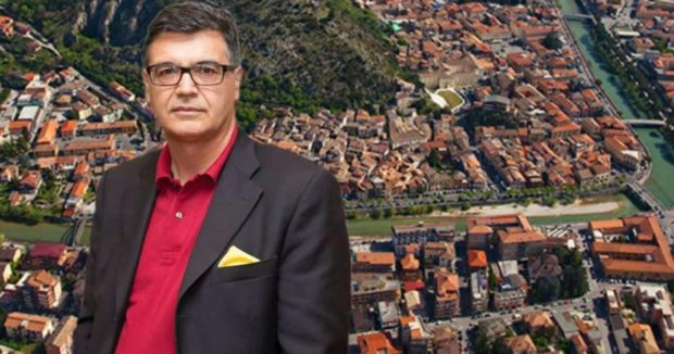 ELEZIONI SORA 2021 – Sergio Maciocia (M5S) a sostegno di Valeria Di Folco candidata a Sindaco