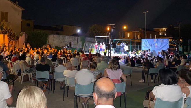 SORA – Il Faro: un'estate eccezionale. I ringraziamenti a tutti i collaboratori