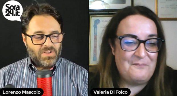 ELEZIONI SORA 2021 – Intervista a Valeria Di Folco, candidata a Sindaco per il Movimento 5 Stelle