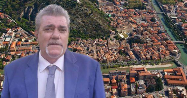 ELEZIONI SORA 2021 – Vincenzo Fariello a sostegno della candidata a sindaco di Valeria Di Folco