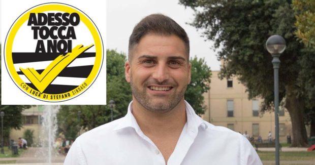 ELEZIONI SORA 2021 – Giorgio Farina aderisce al progetto per Luca Di Stefano Sindaco