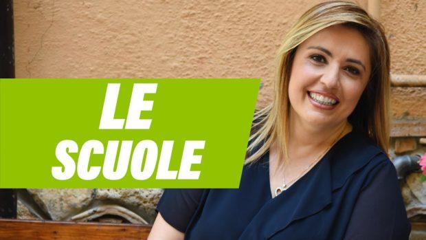 ELEZIONI SORA 2021 – Eugenia Tersigni: «Scuole, di nuovo faro per il nostro territorio»