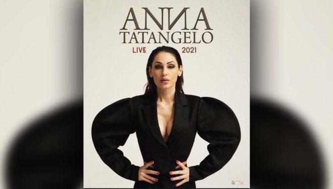 """SORA – Il concerto """"Anna Tatangelo Live 2021"""" si terrà questa sera allo Stadio Tomei"""