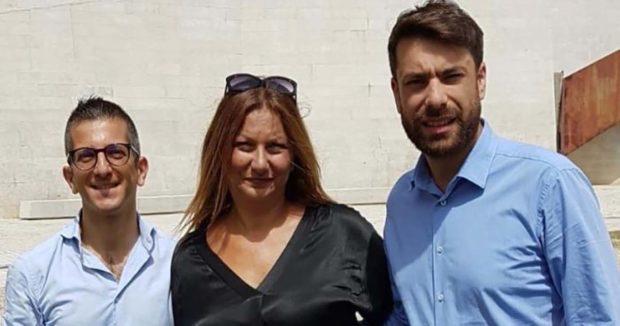 ELEZIONI SORA 2021 – Roberta Castellucci sostiene il candidato Sindaco Luca Di Stefano