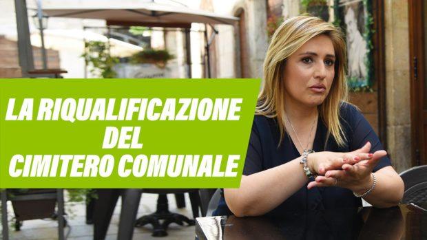 ELEZIONI SORA 2021 – Eugenia Tersigni: «Il Cimitero merita dedizione»