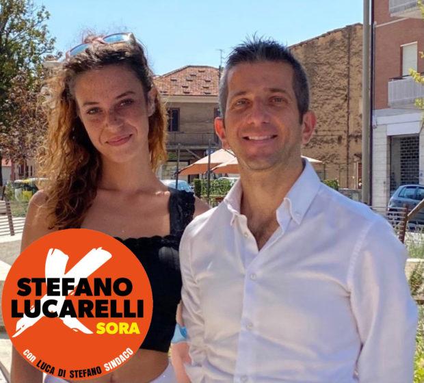 ELEZIONI SORA 2021 – Chiara Tamburrini a sostegno del candidato Sindaco Luca Di Stefano