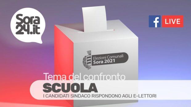 SCUOLA – I candidati Sindaco di Sora rispondono agli e-lettori