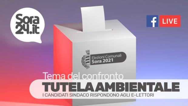 TUTELA AMBIENTALE – I candidati Sindaco di Sora rispondono agli e-lettori