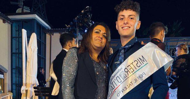 "Aldo Zaino ""Mister Talento d'Italia 2021"""