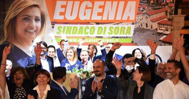 ELEZIONI SORA 2021 – Eugenia Tersigni e la sua squadra questa sera in piazza a Carnello ore 21