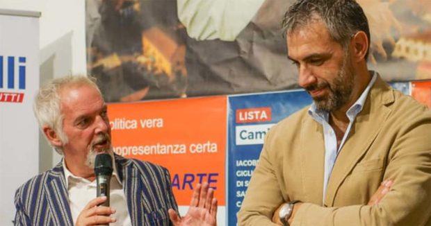 ELEZIONI SORA 2021 – Gianni Iacobelli (Cambiamo): «Riporteremo la politica a Sora»