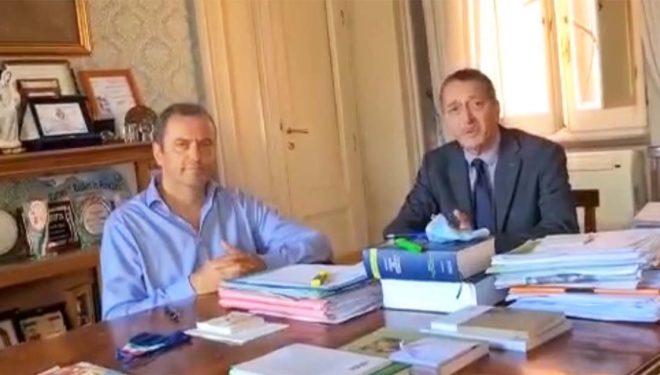 SORA – De Donatis-Marcelli: «Dopo 20 anni i cittadini di Pontrinio vedranno opere di urbanizzazione»