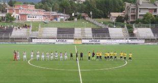 SORA CALCIO – Bianconeri vittoriosi 2-1 nell'esordio in campionato