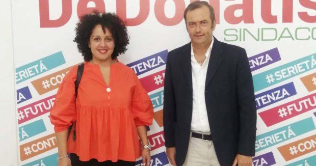 ELEZIONI SORA 2021 – Silvia Hilda Canini candidata con Patto Democratico
