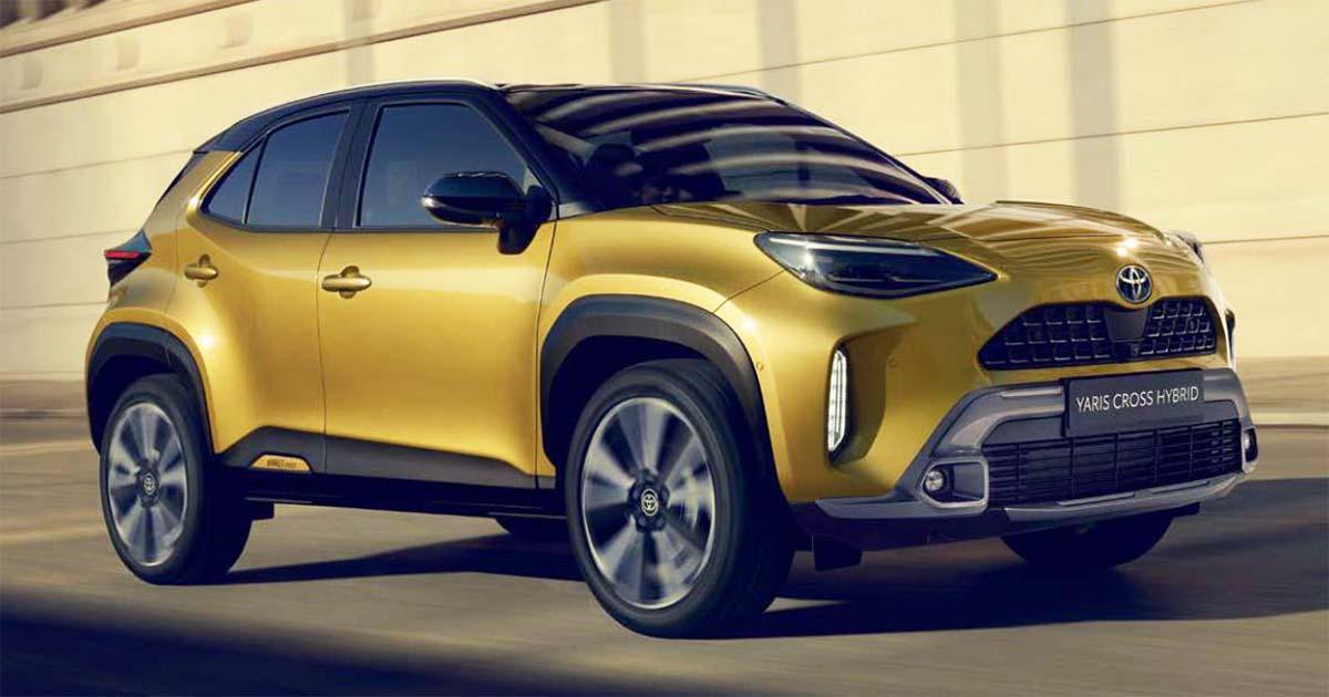 Nuova Toyota Yaris Cross Hybrid: il B-SUV è arrivato! Scoprilo da Jolly Motori, Gruppo Jolly Automobili